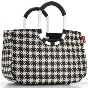 Сумка Loopshopper M, fifties black цена от 4 170 руб