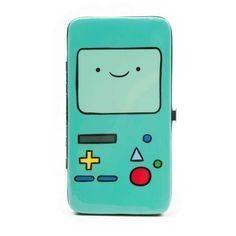 Кошелек Adventure Time BMO Girls Framed Wallet цена от 1 750 руб