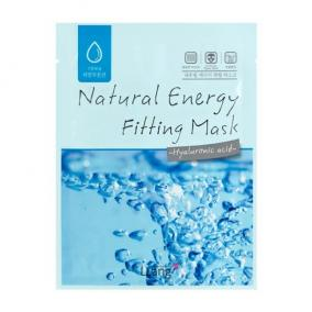 Тканевые маски Llang Natural Energy цена от 180 руб