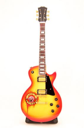 Мини-гитара Slash - Gibson Les Paul Sunburst цена от 999 руб