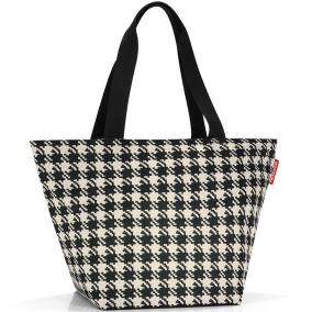 Сумка Shopper M fifties black от 1 200 руб